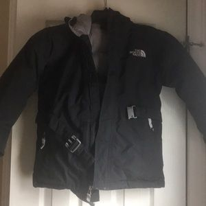 The North Face Girls Winter Coat 550 Size 10/12